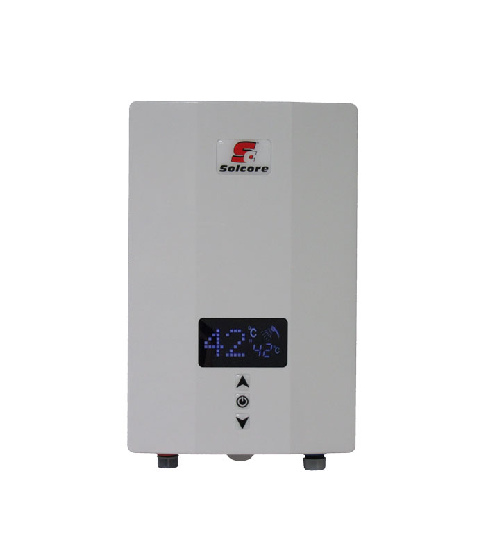 Instantaneous Water Heater >> Solcore Nk1 Single Phase Digital Inverter Instantaneous Water Heater 8 2kw