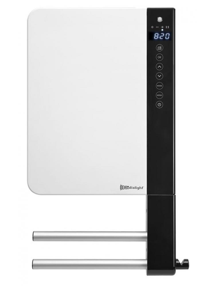 Radialight Windy 2B - Digital Bathroom Fan Heater | Solcore ...